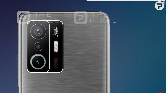 Đây là Xiaomi Mi 11T: Màn hình OLED 120Hz, Snapdragon 888, thiết kế giống Mi 11X, ra mắt ngày 15/9 - Ảnh 3.