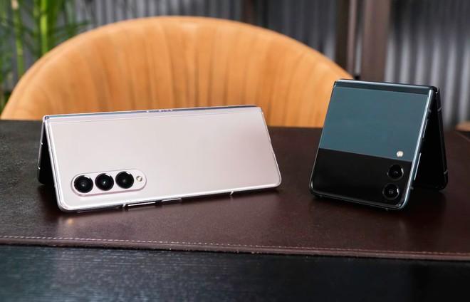Galaxy Z Fold 3 và Galaxy Z Flip 3 vừa có một tính năng mới giúp tuổi thọ pin tốt hơn - Ảnh 2.
