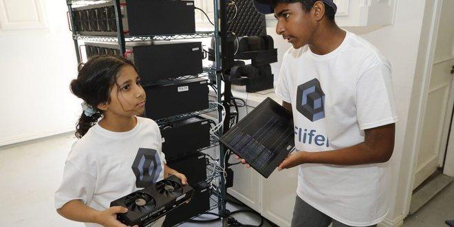 Hai anh em 14 và 9 tuổi này kiếm được hơn 30.000 USD mỗi tháng nhờ khai thác tiền điện tử - Ảnh 3.