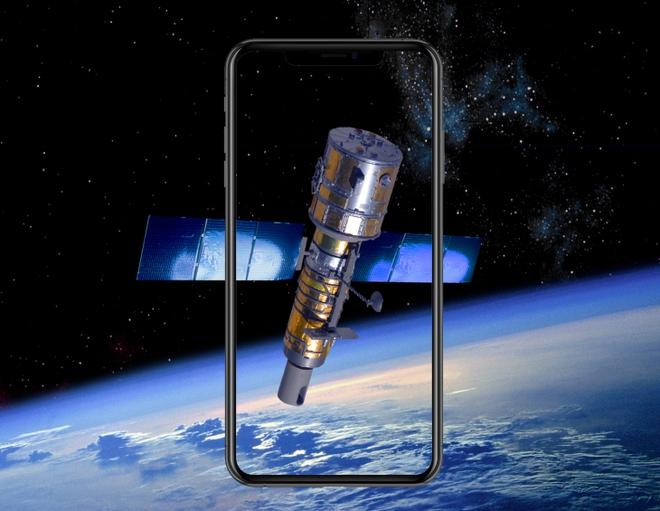 Tin đồn iPhone 13 có tính năng liên lạc vệ tinh xuất hiện, cổ phiếu ngành vũ trụ tăng bốc đầu - Ảnh 1.