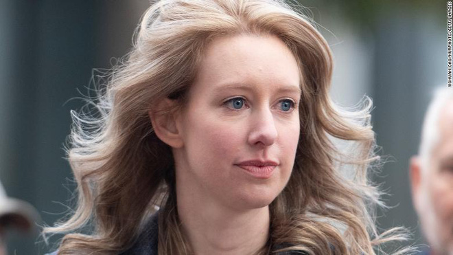 Đời thăng trầm của 'siêu lừa' xứ Silicon - Elizabeth Holmes - Ảnh 1.