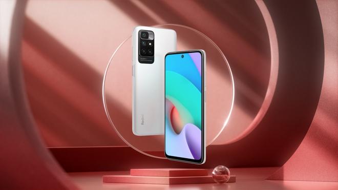 Xiaomi Redmi 10 chính thức ra mắt tại Việt Nam: MediaTek Helio G88, màn 90Hz, camera 50MP, giá khởi điểm 3,99 triệu đồng - Ảnh 5.