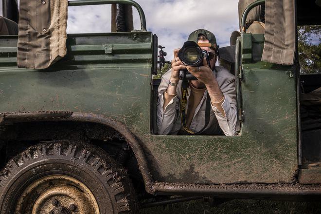 Tận dụng thời gian mắc kẹt ở Kenya do đại dịch, nhiếp ảnh gia tạo ra album ảnh động vật hoang dã ấn tượng - Ảnh 2.