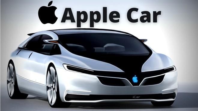 Không thể đợi thêm, Apple vội vã tự phát triển Apple Car - Ảnh 1.
