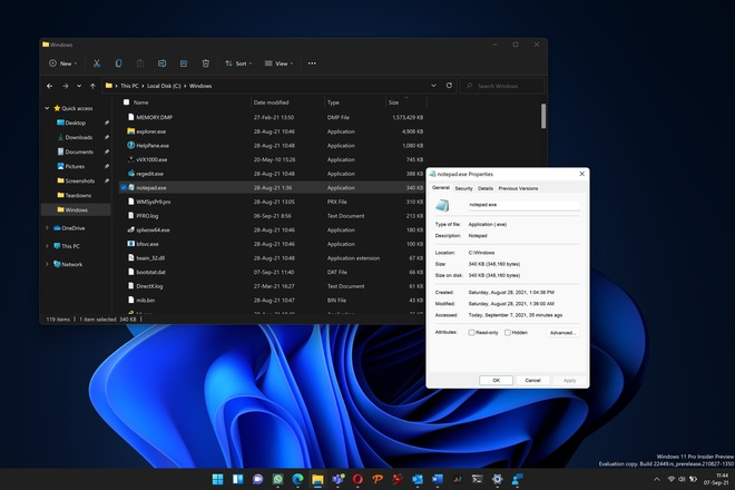Bây giờ là năm 2021 rồi, Windows 11 cũng nên có Dark Mode cho tất cả các ứng dụng của mình - Ảnh 2.