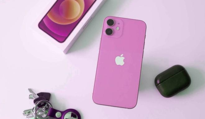 Apple có thể trình làng phiên bản iPhone 13 màu hồng? - Ảnh 1.