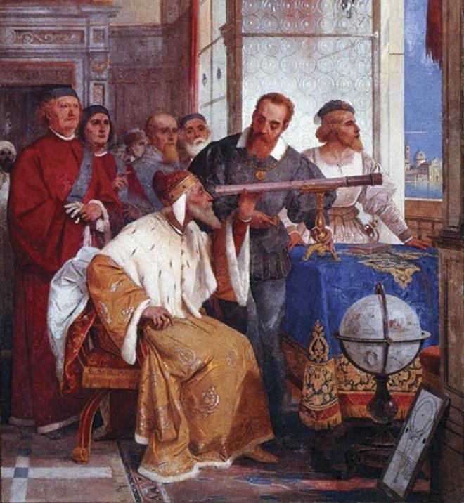Galileo và kính viễn vọng của ông đã thay đổi ý tưởng về vũ trụ như thế nào? - Ảnh 3.