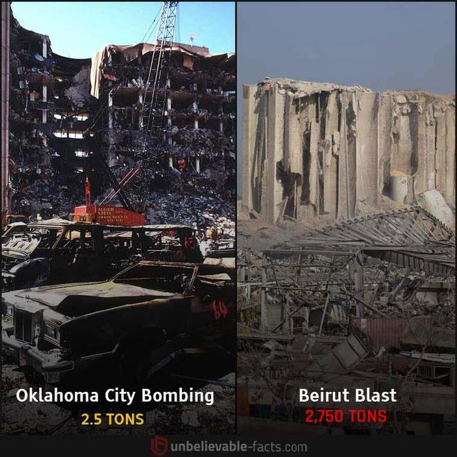 Những sự thật bất ngờ về Vụ nổ Beirut - Ảnh 2.