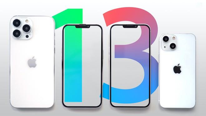 iPhone 13 sẽ không còn tuỳ chọn 64GB, bản Pro và Pro Max có bộ nhớ trong lên tới 1TB - Ảnh 1.
