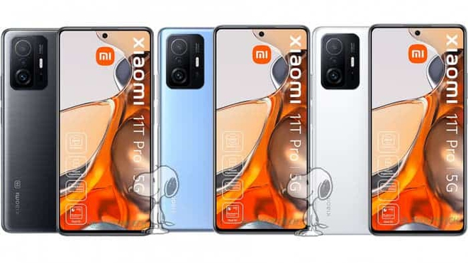 Xiaomi 11T lộ thiết kế và thông số kỹ thuật - Ảnh 1.