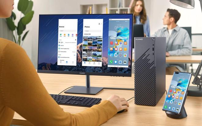 Huawei ra mắt PC để bàn mới: Ryzen 7 4700G, RAM 16GB, giá từ 13.8 triệu đồng - Ảnh 4.