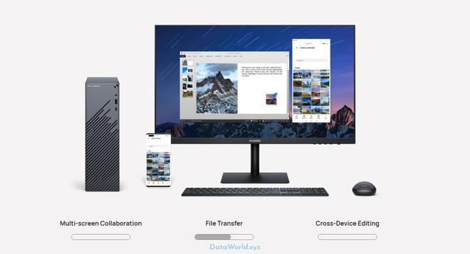 Huawei ra mắt PC để bàn mới: Ryzen 7 4700G, RAM 16GB, giá từ 13.8 triệu đồng - Ảnh 2.