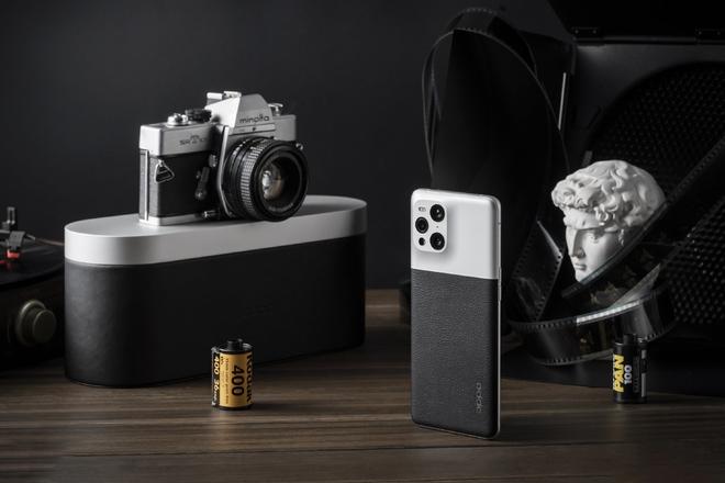 OPPO ra mắt Find X3 Pro phiên bản Nhiếp ảnh gia với thiết kế giống máy film cổ - Ảnh 2.