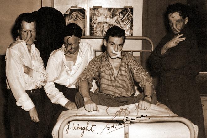 Câu chuyện bi thảm về hàng trăm phi công chuột lang trong thế chiến II và vị bác sĩ đã giúp họ tìm lại hình hài con người - Ảnh 6.