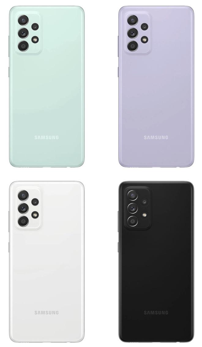 Samsung ra mắt phiên bản nâng cấp hiệu năng của Galaxy A52 5G, giá từ 11 triệu đồng - Ảnh 3.