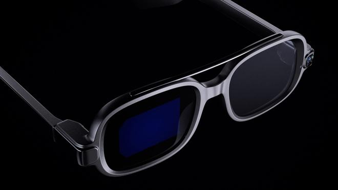 Xiaomi ra mắt kính thông minh đầu tiên: Màn hình MicroLED 2 triệu nits, chạy Android, thiết kế giống kính thông thường - Ảnh 1.