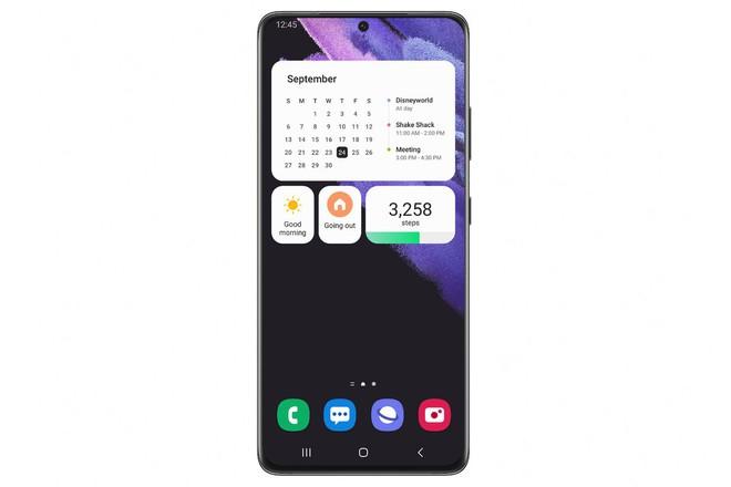 Samsung bắt đầu cập nhật Android 12 beta cho người dùng Galaxy S21 - Ảnh 1.