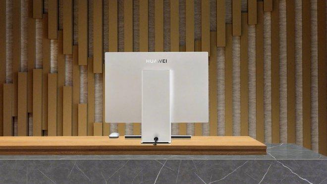 Huawei ra mắt PC all-in-one giống iMac: Màn hình 4K, chip AMD Ryzen 5 5600H, giá từ 35.3 triệu đồng - Ảnh 4.