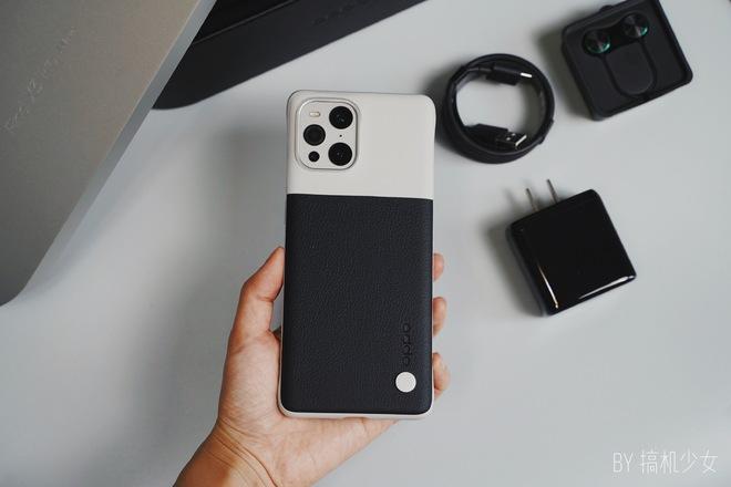 OPPO ra mắt Find X3 Pro phiên bản Nhiếp ảnh gia với thiết kế giống máy film cổ - Ảnh 6.