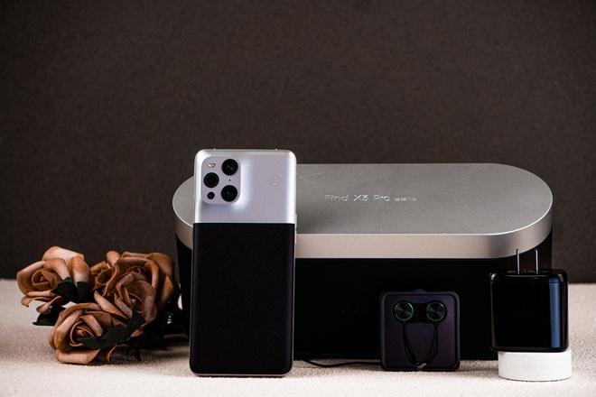 OPPO ra mắt Find X3 Pro phiên bản Nhiếp ảnh gia với thiết kế giống máy film cổ - Ảnh 3.