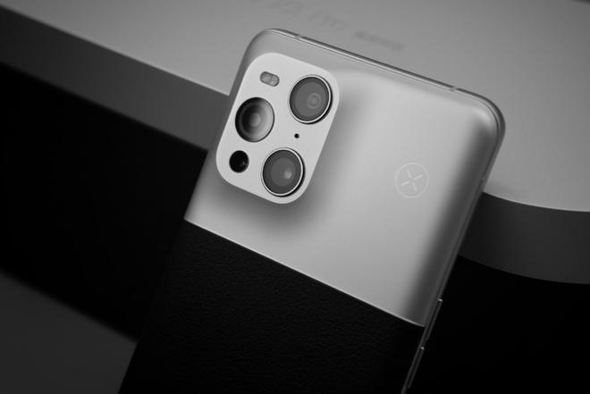 OPPO ra mắt Find X3 Pro phiên bản Nhiếp ảnh gia với thiết kế giống máy film cổ - Ảnh 7.