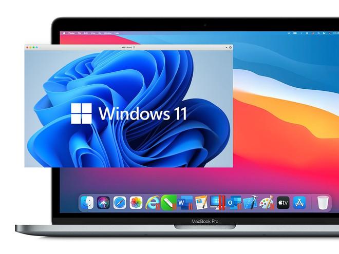 Microsoft xác nhận Windows 11 không hỗ trợ chip Apple M1 - Ảnh 1.