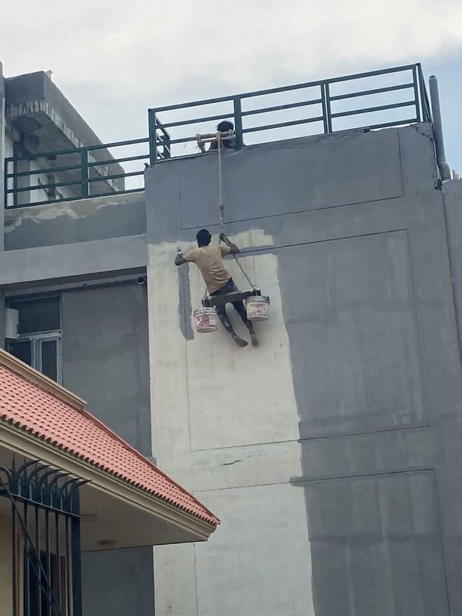 Những người có khả năng đạp đổ khái niệm về an toàn lao động - Ảnh 21.