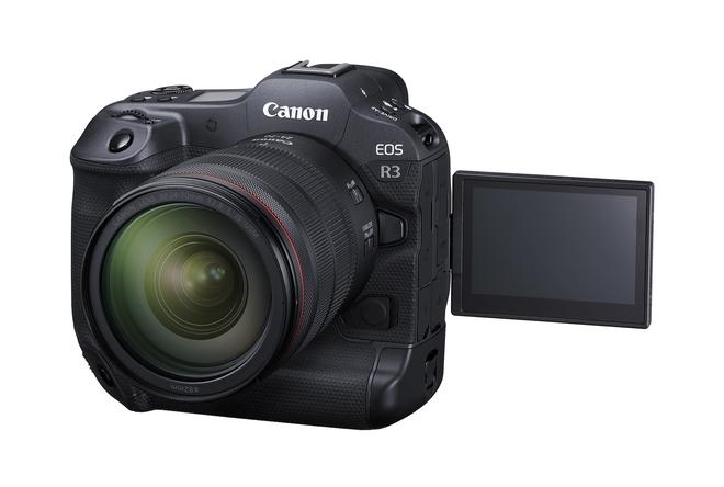 Canon ra mắt quái vật mirrorless EOS R3: Cảm biến 24MP, quay video 6K RAW, công nghệ lấy nét bằng mắt, giá 6000 USD - Ảnh 4.
