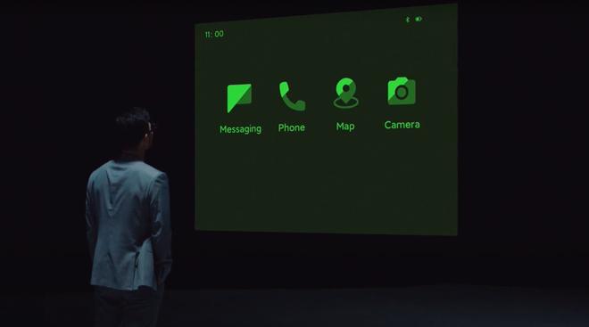 Xiaomi ra mắt kính thông minh đầu tiên: Màn hình MicroLED 2 triệu nits, chạy Android, thiết kế giống kính thông thường - Ảnh 4.
