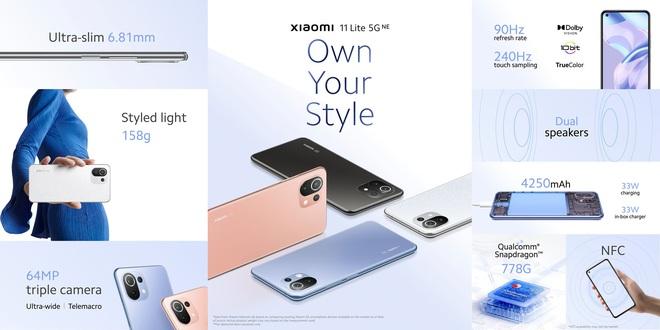 Xiaomi 11T Pro chính thức ra mắt: Sạc nhanh lên đến 120W, quay video 8K HDR10+, Snapdragon 888, giá từ 17,4 triệu đồng - Ảnh 5.