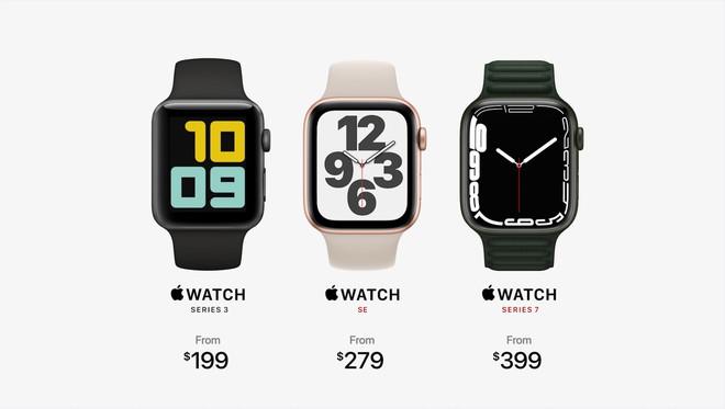 Apple Watch Series 7 chính thức ra mắt với màn hình lớn hơn bao giờ hết - Ảnh 5.