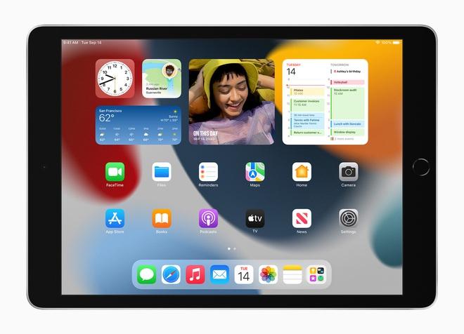 Apple ra mắt iPad giá rẻ mới: A13 Bionic, camera selfie góc siêu rộng, giá từ 329 USD - Ảnh 2.
