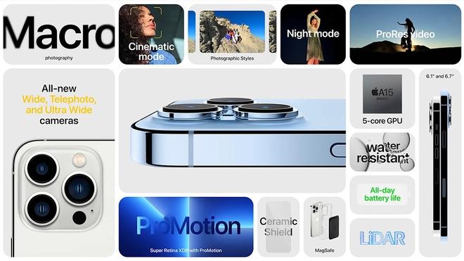 Có 47 triệu, chọn iPhone 13 Pro Max full option vừa ra mắt hay Galaxy Z Fold3 để chứng tỏ độ sang chảnh? - Ảnh 4.