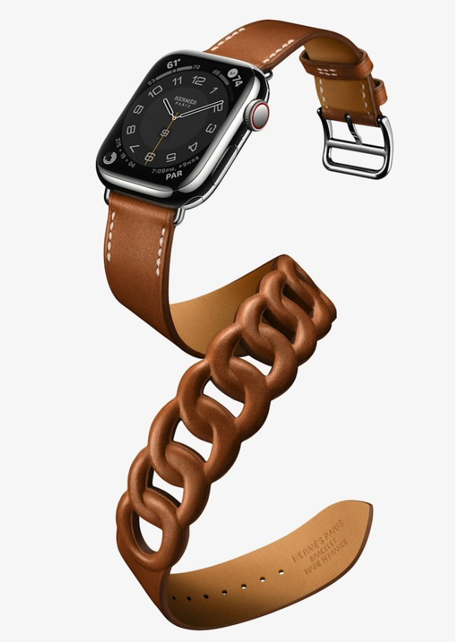 Apple Watch Series 7 chính thức ra mắt với màn hình lớn hơn bao giờ hết - Ảnh 6.