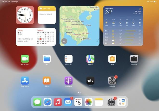 Apple tung ra iOS 15 phiên bản hoàn chỉnh dành cho lập trình viên - Ảnh 3.
