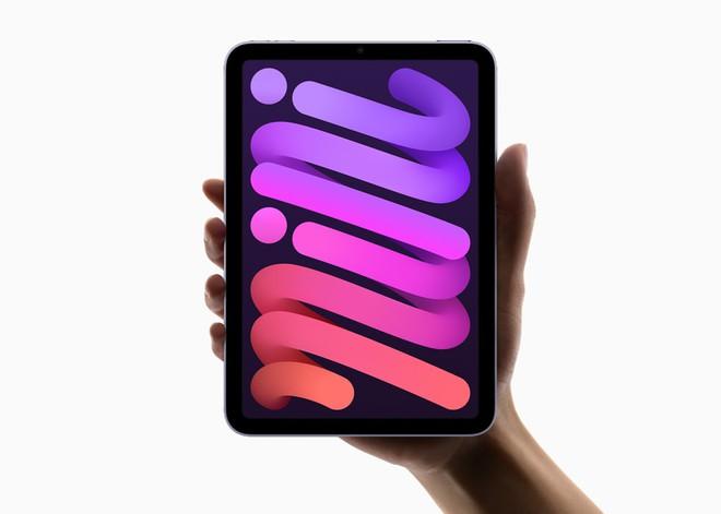 iPad mini ra mắt với thiết kế mới: Màn hình 8.3 inch, Touch ID, Apple A15, hỗ trợ Apple Pencil 2, giá từ 499 USD - Ảnh 1.