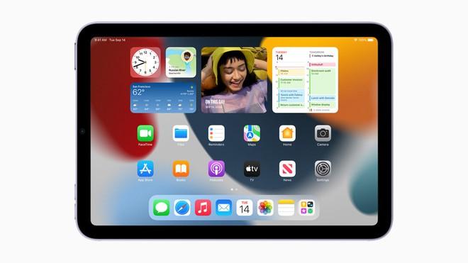 iPad mini ra mắt với thiết kế mới: Màn hình 8.3 inch, Touch ID, Apple A15, hỗ trợ Apple Pencil 2, giá từ 499 USD - Ảnh 3.