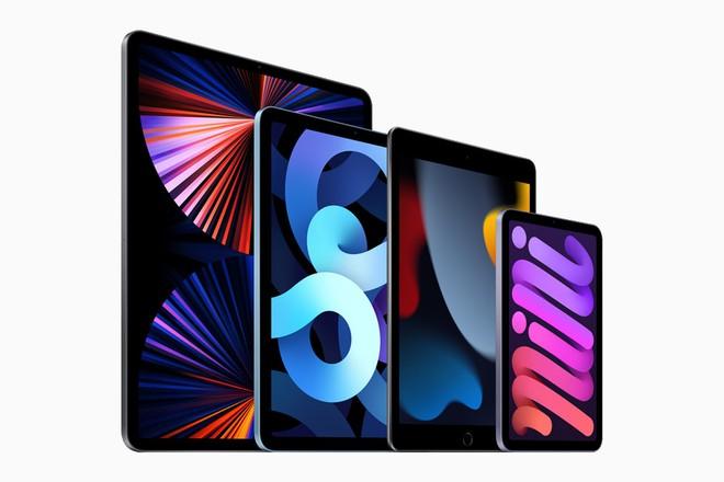 iPad mini ra mắt với thiết kế mới: Màn hình 8.3 inch, Touch ID, Apple A15, hỗ trợ Apple Pencil 2, giá từ 499 USD - Ảnh 7.
