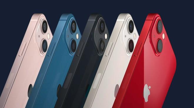 iPhone 13 và iPhone 13 mini chính thức: Tai thỏ gọn hơn, camera có chống rung cảm biến, Apple A15, giá từ 699 USD - Ảnh 1.
