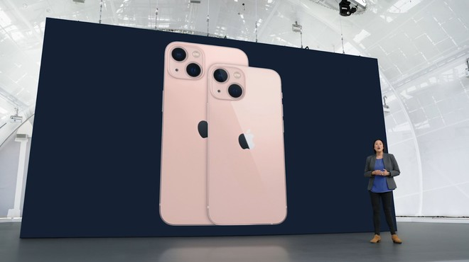 iPhone 13 và iPhone 13 mini chính thức: Tai thỏ gọn hơn, camera có chống rung cảm biến, Apple A15, giá từ 699 USD - Ảnh 3.