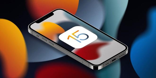 Apple tung ra iOS 15 phiên bản hoàn chỉnh dành cho lập trình viên - Ảnh 1.