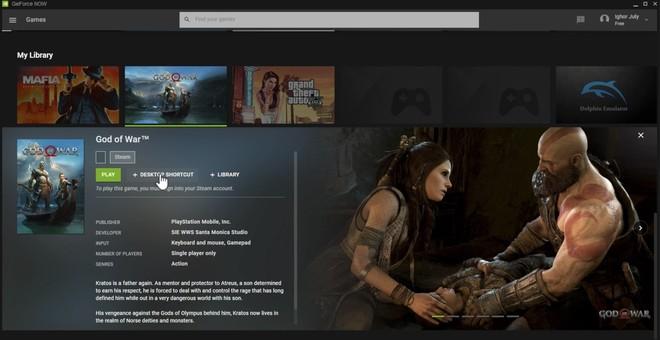 Lập trình viên phát hiện danh sách game PC có cả God of War 2018, nguồn rò rỉ NVIDIA khẳng định danh sách game là thật - Ảnh 1.