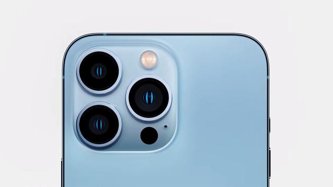 iPhone 13 Pro và iPhone 13 Pro Max chính thức: Màn hình ProMotion 120Hz, bộ nhớ trong 1TB, quay video xoá phông, thời lượng pin cải thiện, thêm màu xanh Sierra Blue - Ảnh 1.