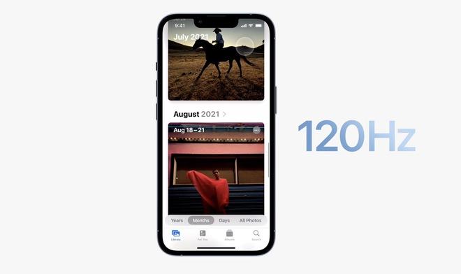 Chào mừng đến với CLB 120Hz, mời iPhone 13 Pro gặp mặt những đàn anh Android đã đi trước - Ảnh 1.