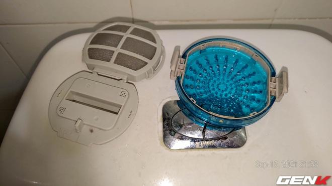 Dùng máy giặt bao nhiêu năm, bạn đã từng thử tháo cục này ra chưa? Nếu chưa thì đừng shock nhé - Ảnh 11.