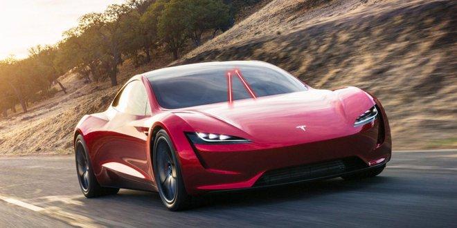 Xe điện gắn súng laser: Tesla đăng ký bằng sáng chế sử dụng tia laser thay cần gạt nước - Ảnh 1.