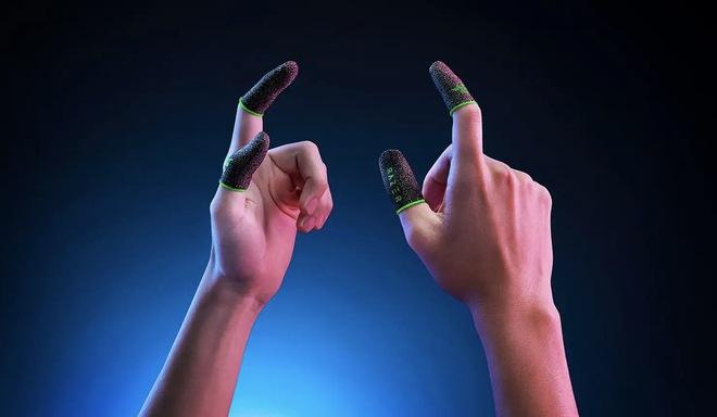 Razer ra mắt bao ngón tay: Đảm bảo ngón tay khô ráo, thoáng mát và di chuyển chính xác khi chơi game mobile, giá gấp 10 lần hàng chợ - Ảnh 1.