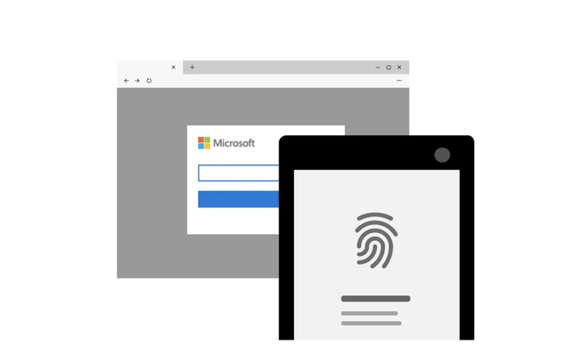 Bye bye password, Microsoft cho phép tất cả người dùng đăng nhập không cần mật khẩu - Ảnh 1.