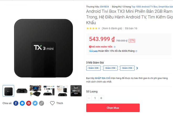 Không đủ tiền mua laptop học online, phụ huynh có thể dùng TV Box để chống cháy, tổng chi phí bỏ ra không tốn quá 2 triệu đồng - Ảnh 1.