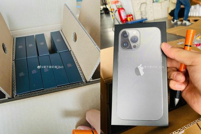 iPhone 13 có cách đóng seal hộp mới, gian thương lại được phen điêu đứng - Ảnh 1.